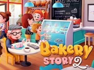 Trucchi Bakery Story 2: Bakery Game