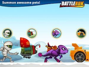Trucchi Corsa per la vittoria (Battle Run)