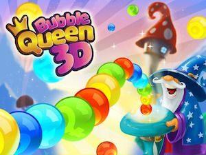 Trucchi Bubble Queen 3D Magic Frog