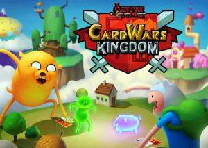 Trucchi Card Wars Kingdom Adventure Time
