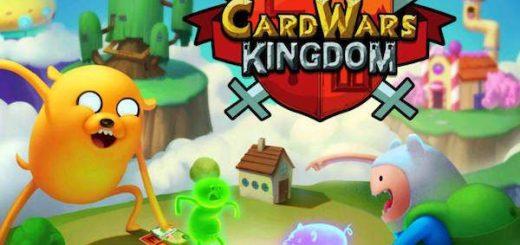 card-wars-kingdom-adventure-time-trucchi