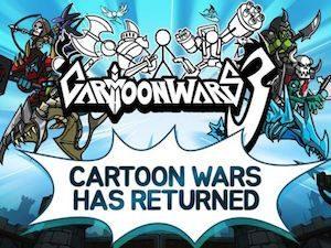 Trucchi Cartoon Wars 3 per cristalli e oro gratis!