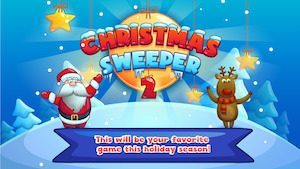 Trucchi Christmas Sweeper 2