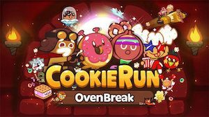 Trucchi Cookie Run OvenBreak