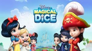 Trucchi Disney Magical Dice!