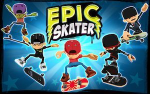 Trucchi Epic Skater – Bevande e monete infinite!