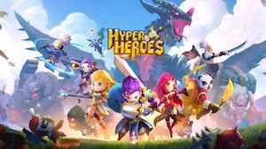 Trucchi Hyper Heroes – ora su iOS e Android!