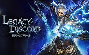Trucchi Legacy of Discord Furious Wings