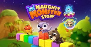 Trucchi Naughty Monster Story