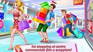 Trucchi Ragazza del centro commerciale!