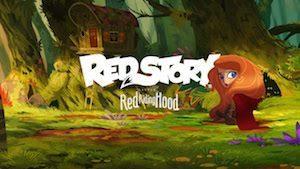 Trucchi RedStory Cappuccetto Rosso