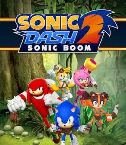 Trucchi Sonic Dash 2 Sonic Boom
