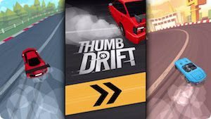 Trucchi Thumb Drift – Furious One Touch Car Racing