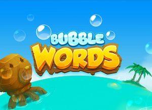 Trucchi Bubble Words Puzzle di parole