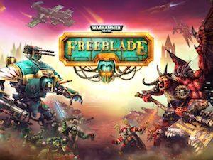 Trucchi Warhammer 40,000 Freeblade