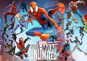 Trucchi Spider-Man Unlimited