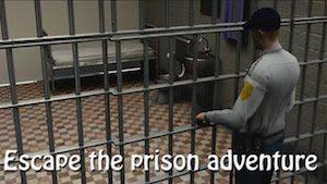 Trucchi Escape the prison adventure