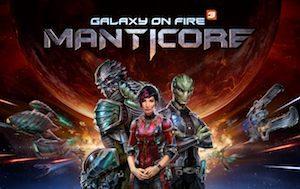 Trucchi Galaxy on Fire 3 Manticore