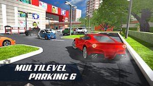 Trucchi Multi Level Car Parking 6