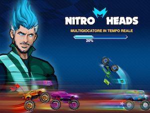 Trucchi Nitro Heads – Carburante e monete!