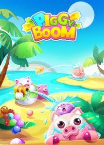 Trucchi Piggy Boom Paradise island