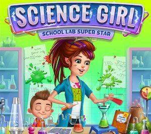 Trucchi Ragazza scienziata – La stella del laboratorio