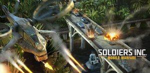 Trucchi Soldiers Inc Mobile Warfare