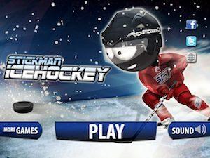 Trucchi Stickman Ice Hockey