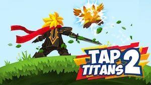 Trucchi Tap Titans 2, come avere diamanti infiniti