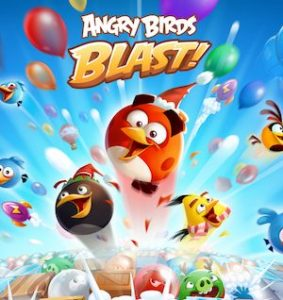 Trucchi Angry Birds Blast – scoppia le bolle!
