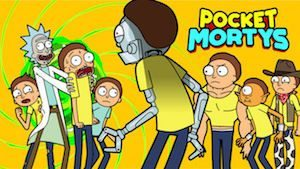Trucchi Rick and Morty Pocket Mortys