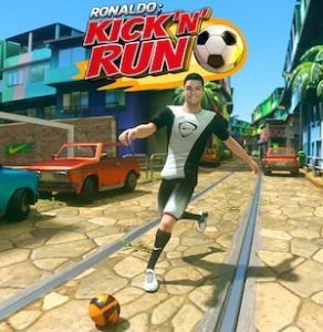 Trucchi Cristiano Ronaldo Kick'n'Run