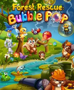 Trucchi Forest Rescue Bubble POP Shooter