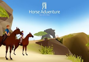 Trucchi Horse Adventure Tale of Etria