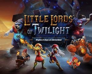 Trucchi Little Lords of Twilight