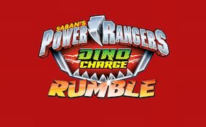 Trucchi Power Rangers Dino Charge Rumble