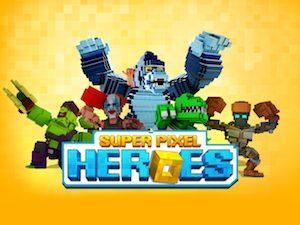 Trucchi Super Pixel Heroes Casual Arcade Action