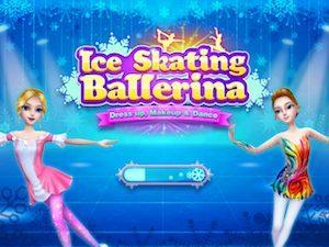 Trucchi Ballerina sul ghiaccio