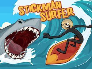 Trucchi Stickman Surfer, bevande energetiche gratis!