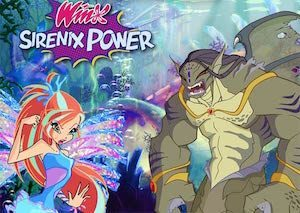 Trucchi Winx Club Winx Sirenix Power