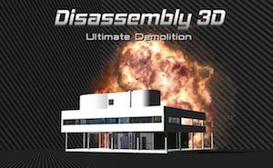 Disassembly 3D Ultimate Demolition trucchi gratis