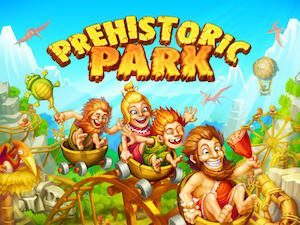 Trucchi Prehistoric Park Builder