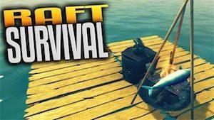 Trucchi Raft Survival Simulator