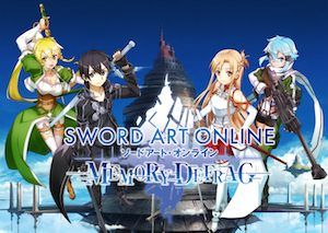 SWORD ART ONLINE Memory Defrag trucchi ipa apk gratis