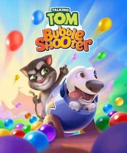 Trucchi Talking Tom Bubble Shooter