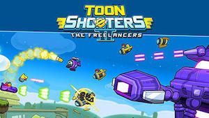 Trucchi Toon Shooters 2 The Freelancers