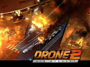 Trucchi Drone 2 Air Assault gratis ios android