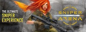 Trucchi Sniper Arena: sparatutto 3D PvP online