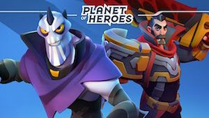 Planet of Heroes trucchi gratuiti iphone ipad android