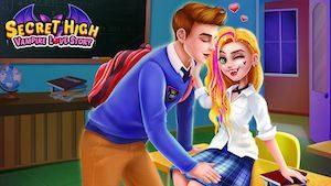 Trucchi Secret High School First Date!